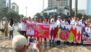 CFD Jadi Area Gerakan Politik, Ahok : Langsung Usir!