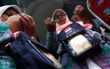 Calon Haji asal Padang Meninggal di Masjid Nabawi