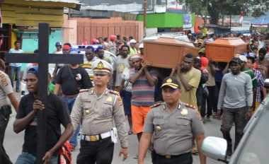 Pasca-Penembakan, Gubernur Papua Minta Warga Waspada
