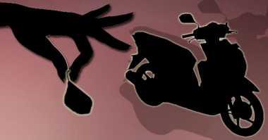 Mahasiswa LP3I Bogor Ditikam Begal