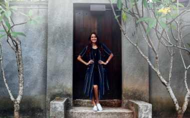 Nadine Chandrawinata Menangis Gara-Gara Ini