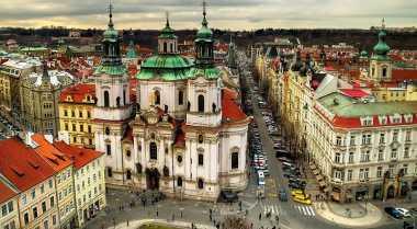 Praha Kota Terindah Gio 'Idol'