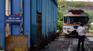 Kereta Api Jakarta ke Bandung Bakal Dua Jam