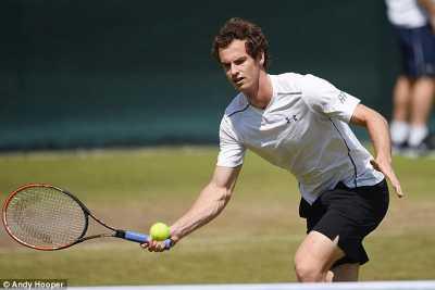 Murray Optimis Tampil Sempurna di US Open