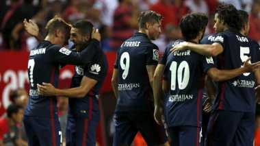 Koke Buka Keunggulan Atletico atas Sevilla