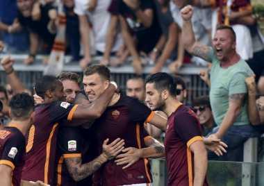 Kunci Roma Taklukkan Juventus