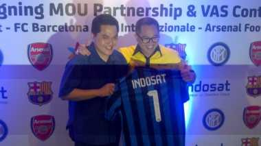 Inter Milan Akan Bangun Kantor Pusat di Indonesia