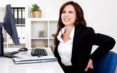 Jurus Duduk Sehat di Kantor yang Patut Anda Tiru