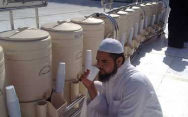 Atasi Cuaca Panas saat Ibadah Haji