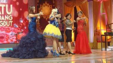 Ratu Dendang Dangdut di MNCTV, Seru dan Asyik