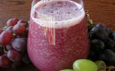 Lepas Dahaga dengan Jus Segar Anggur Merah