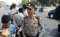 Polisi Turunkan Water Cannon & Barakuda di Depan Istana