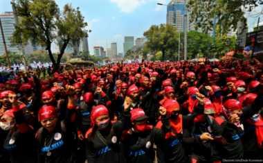 Buruh Akan Ketemu Jokowi Pekan Depan