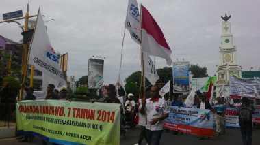 Perusahaan Asing Dinilai Diskrimasi Pekerja Lokal di Aceh