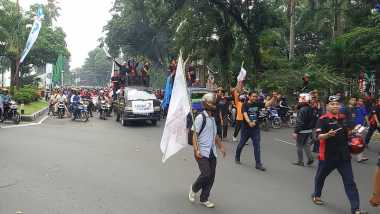 Pekerja Asing dan Jaminan Sosial Jadi Fokus Demo Buruh di Medan
