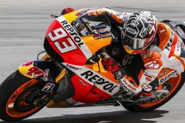 Rider Repsol Honda Tak Gentar Mengambil Risiko