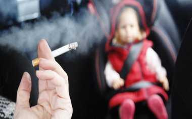 Anak-Anak yang Terpapar Rokok Berisiko Kena Jantung