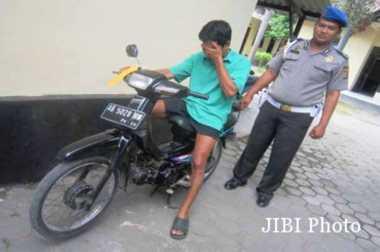 Waspadai Penjual Motor Bodong di Facebook