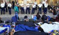 Ribuan Imigran Hendak ke Eropa Terdampar di Hungaria