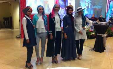 Koleksi Terbaru Hijab Laudya Cynthia Bella
