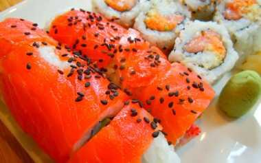 Awalnya, Salmon Tak Populer untuk Sushi di Jepang
