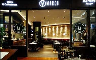Bakat Memasak Chef Marco Terlihat sejak SD
