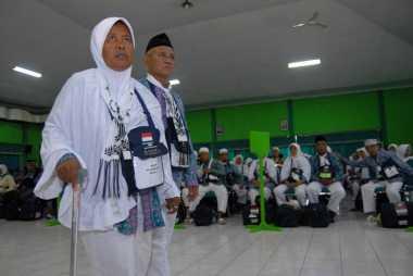 Nabung 33 Tahun, Petani Ini Naik Haji