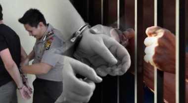 Polisi Ringkus Pengendar Narkoba Bersenjata