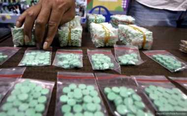 Polisi Lepaskan Terduga Penyalahgunaan Narkoba