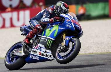 Lorenzo Ngeyel Lebih Cepat ketimbang Rossi