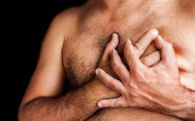 Satu Persen Pria Menderita Kanker Payudara