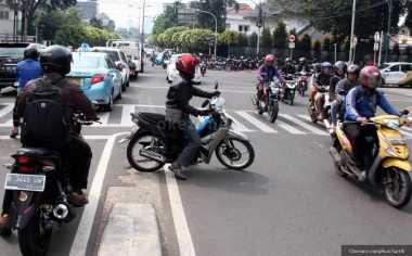 """Ancam Rusak Mobil, Enam """"Pak Ogah"""" Diciduk Polisi"""