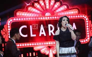 Busana Clarisa 'X Factor' untuk Grand Final