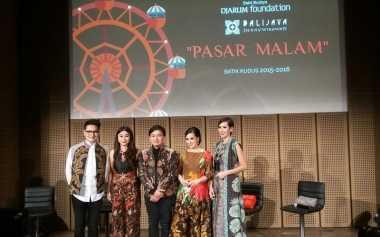 Denny Wirawan Adakan Fashion Show ala Pasar Malam