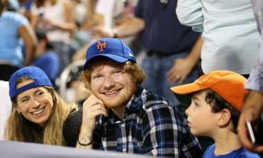 Pemain Hoki Ini Pacar Baru Ed Sheeran
