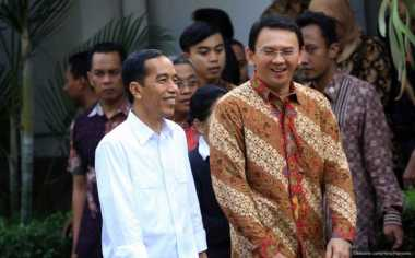 Jokowi-Ahok Bernostalgia Blusukan