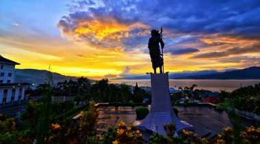 Karina Salim Terkesan Pulau di Ambon