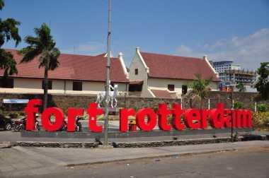 Fort Rotterdam, Benteng Favorit Wisatawan