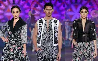 Robby Purba Kagumi Karya Batik Kudus Denny Wirawan