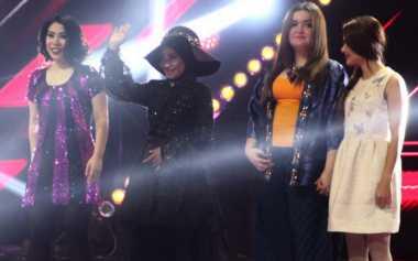 Duo Blasteran 'X Factor' Tampil Beda di Grand Final