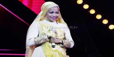 Desy 'X Factor' Sulit Menghapal Lagu Kemenangan
