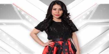 Clarissa 'X Factor' Santai Menuju Babak Final