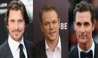 Tiga Aktor Ini Berubah Drastis Demi Film