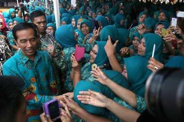 Jokowi Berbeda dengan Presiden dari Kalangan Elite