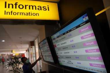 Bandara Sultan Syarif Kasim Masih Lumpuh Akibat Asap