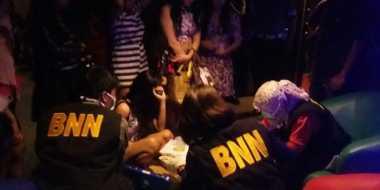 BNN Razia Rumah Kos Sarang Narkoba di Medan
