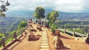 Tebing Keraton, Wisata Hipster di Bandung