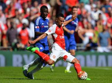 Gelandang Arsenal Tunggu Panggilan Timnas Prancis