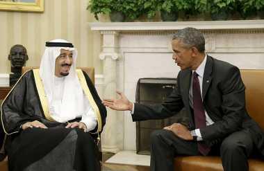 Obama Pahami Kekhawatiran Arab Saudi