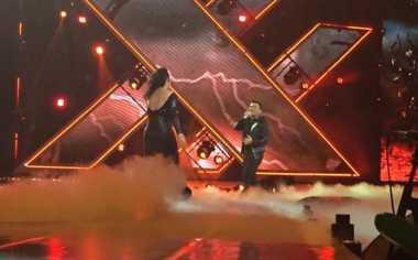 Dahsyatnya Clarisa Imbangi Suara Judika di X Factor